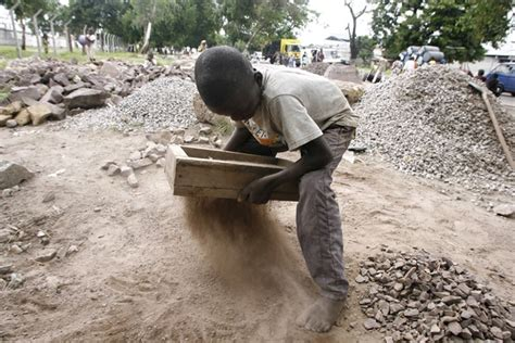 democratic republic of congo child labor mining how congolese child labour is powering your smartphone