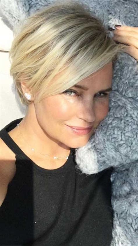 yolanda foster s hair color most preferred short haircuts for classy ladies love