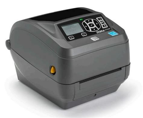 Printer Rfid zebra zd500r uhf rfid printer 203 300 dpi usb serial