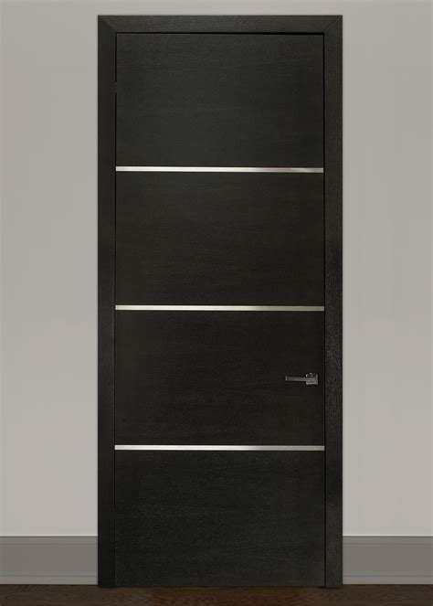 Modern Interior Doors Wood Veneer Solid Core Custom By Modern Interior Wood Doors