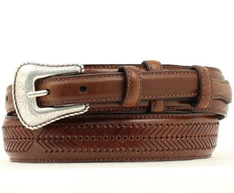 m and f western product n2476802 s ranger belt in