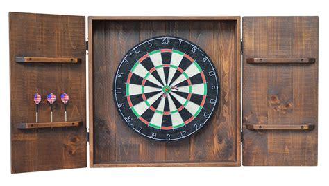 dart board cabinet 2 day designs 601 the rustic