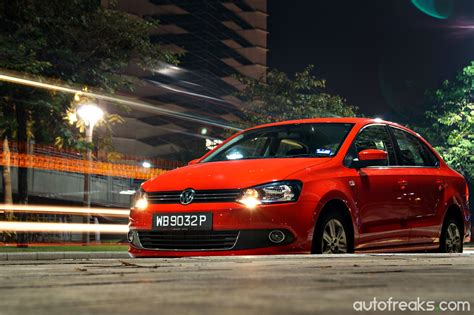 polo volkswagen sedan test drive review volkswagen polo sedan 1 6 autofreaks com