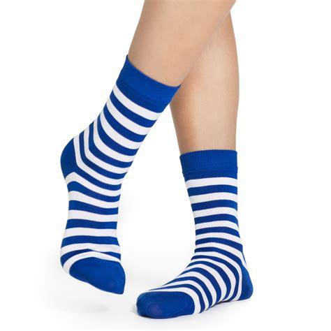 Stripe Socks marimekko blue white striped socks marimekko socks scarves