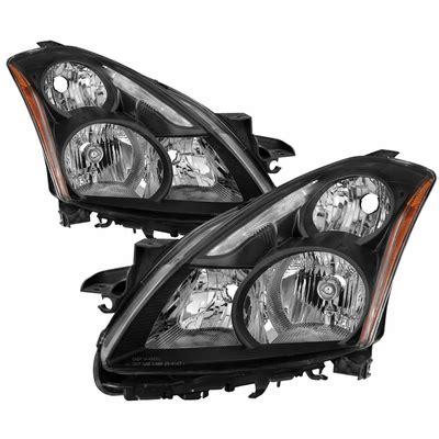 2012 nissan altima jdm 2010 2012 nissan altima 4dr sedan jdm style headlights black