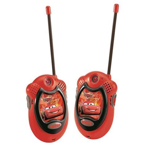 Walkie Talkie Cars Sale cars talkie walkie enfant lexibook achat vente talkie walkie jouet cdiscount