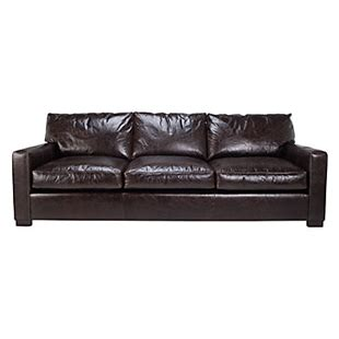 Z Gallerie Leather Sofa Restoration Hardware Maxwell Leather Sofa Copycatchic