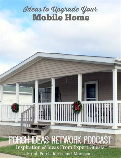 podcast 39 mobile home improvements ideas for jazzing