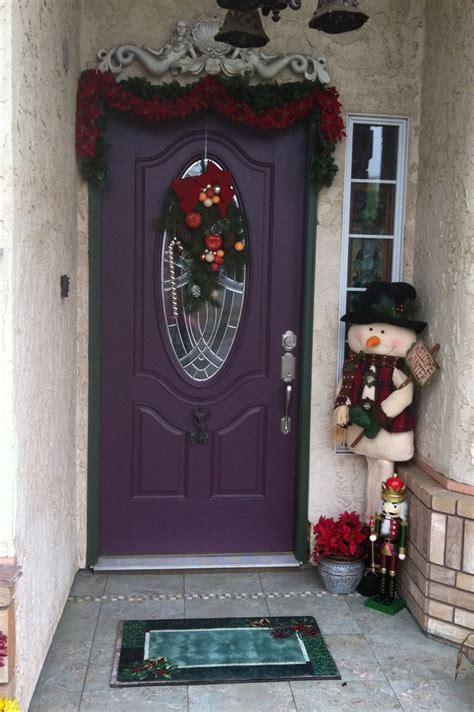 20 Best Images About Purple Front Doors On Pinterest Plum Front Door