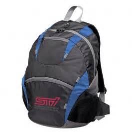 Subaru Backpack Sti Performance Backpack Sti
