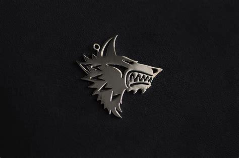 Staghorn Wolf Ketapel Stainless Steel warhammer40k space wolf pendant stainless steel by snoopyc on deviantart