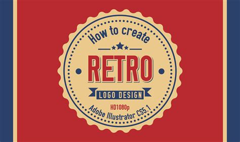 vintage design logo maker logo free design retro logo maker excellent retro logo