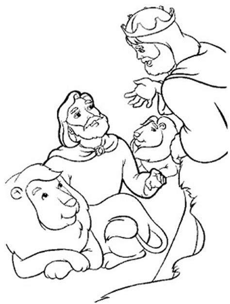 Sekolah Minggu Ceria: Cerita Alkitab Daniel di Gua Singa