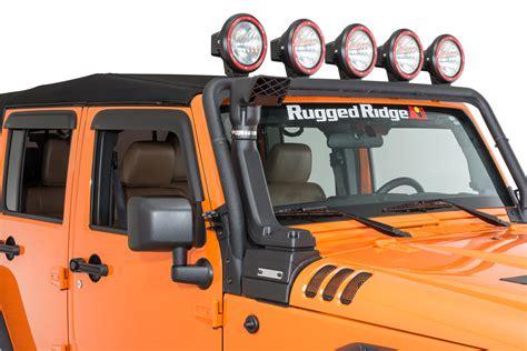 rugged ridge snorkel install rugged ridge 17756 21 modular xhd snorkel kit for 07 17 jeep 174 wrangler wrangler unlimited jk