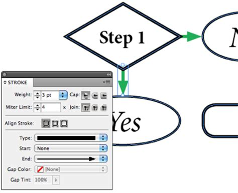 indesign creating arrows building an org chart or flowchart in indesign part 3