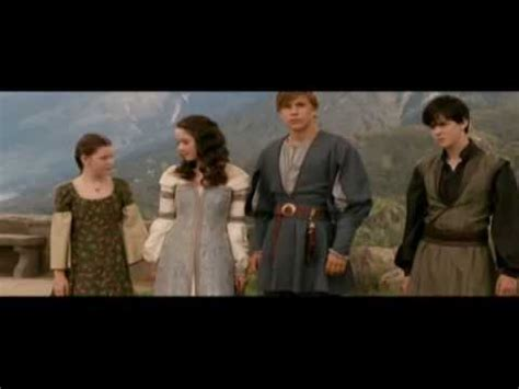 film narnia 2 youtube las cr 243 nicas de narnia el principe caspian final end