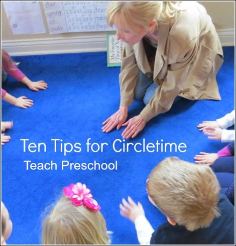 themes in old story time 10 tips for circletime in the preschool classroom teach