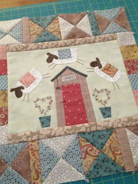 Facts About Patchwork - 218 ltimo bloque natalie bird house counting