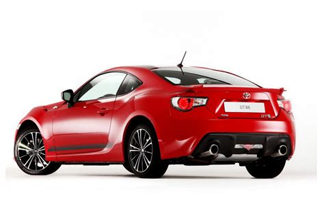 Toyota Gt86 Upgrades Toyota Gt 86 Accessories Revealed Photo Gallery