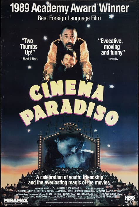 film it cinema giuseppe tornatore cinema paradiso