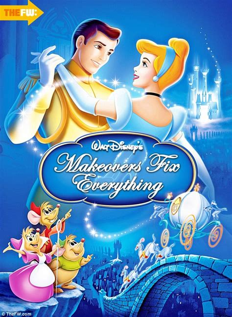 is cinderella film good makeovers fix everything classic disney movie posters