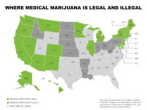 Medical Marijuana States Map map medical marijuana laws state by state marijuana