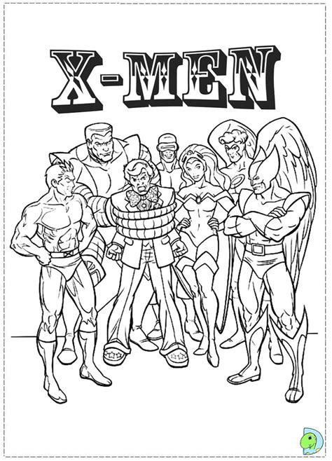 coloring page xmen x emblem coloring sheets coloring pages