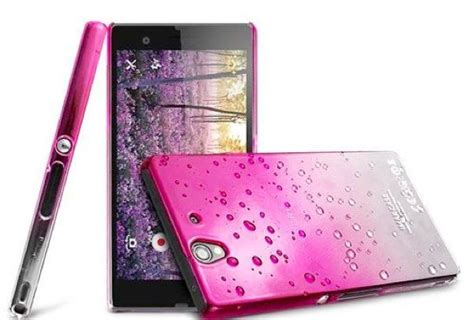 Imak Raindrop Xperia Z3 sony xperia z ultra thin cases phonesreviews uk mobiles