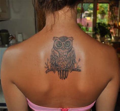 owl tattoo gang www imakeyousmile se makeup blog imakeyousmile mina