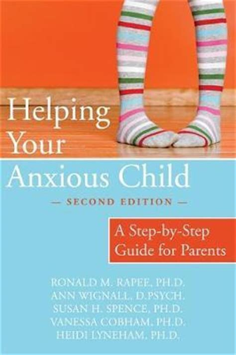 Family Step In To Save Bingeing From Self by Helping Your Anxious Child A Step By Step Guide For