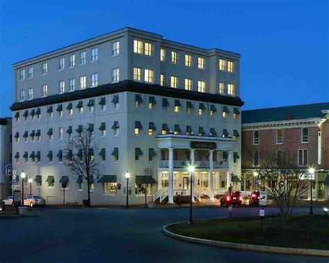 Gettysburg Hotel est. 1797   Destination Gettysburg   Gettysburg, PA