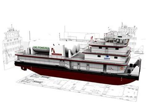 abs approves new towboat design of conrad and tsgi ship - Tow Boat Design