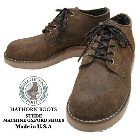 made in usa shoes rag rakuten global market hathorn boots suede
