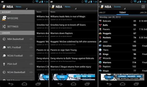 mobile scores score mobile rebrands to thescore receives ui overhaul