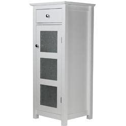 Sears Bathroom Furniture by Home Fashions Connor Floor Cabinet With 1 Door And