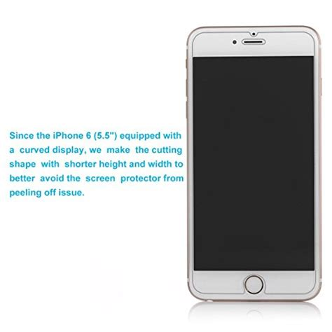 Iphone 5 5s 0 2mm Tempered Glass eltd 0 2mm tempered glass pellicola protettiva schermo per