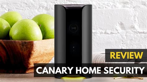 ᑎ canary home security review ga46