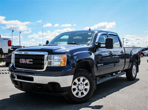 used gmc sierra 3500 2011 for sale in gatineau quebec