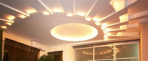 lighting up the ceiling gobain gyproc india