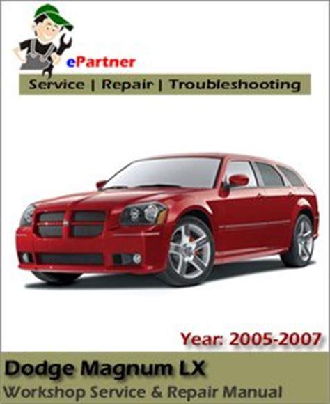 small engine repair manuals free download 2007 dodge ram 3500 windshield wipe control dodge magnum lx service repair manual 2005 2007 automotive service repair manual