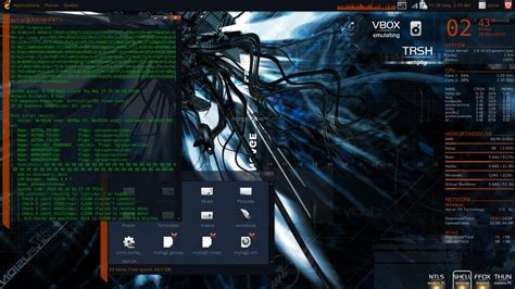 pc themes for hackers ubuntu lucid hacker by astral nihang on deviantart
