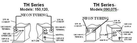 neon sign transformer wiring diagram 36 wiring diagram