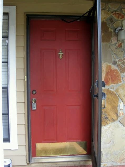 Shut The Front Door Origin Hager 30 In X 8 In Aged Bronze Entry Door Kick Plate Compare Schlage 8 In 100 Brass Kick Plate