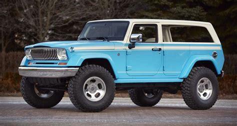 Future Jeep Wagoneer by Future Car 2019 Jeep Grand Wagoneer Everything Jeep O