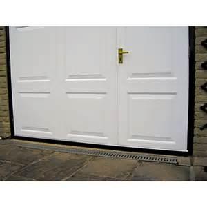 stormguard garage door rubber draught excluder