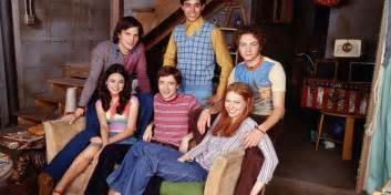 that 70s show that 70s show teens became busy adults