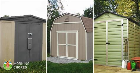 5 best storage shed reviews easy to assemble outdoor