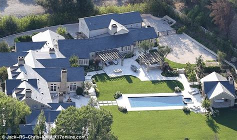 Homes Of The Stars by Kim Kardashian And Kanye West Drop 20m On California