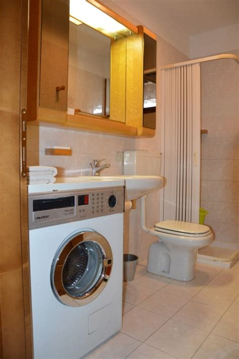 small bathrooms  washing machines tips advice