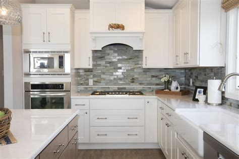 trends in kitchen backsplashes top trends in kitchen backsplash design 2018